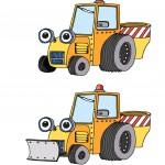 Vili: traktor. Sokoldalú, és ebben utolérhetetlen: olyakor hókotró, máskor vontató, alkalmanként árokásó, vagy éppen rakodó - s még ezer más dologban is jártas.